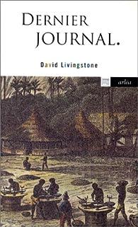 Dernier journal par David Livingstone