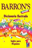 img - for Barron's Juvenil: Diccionario Ilustrado Ingles Para Hispanos (English, Spanish and German Edition) book / textbook / text book
