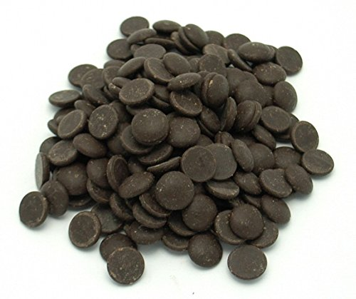 70% Cacao Wafers, Organic & Fair Trade, Gluten Free, Soy Free, Vegan - 40 Pounds by Dana's Healthy Home