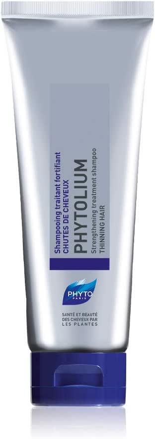 Phyto Phytolium Strengthening Treatment Shampoo Thinning Hair, 125ml