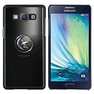 Cubierta protectora del caso de Shell Plástico || Samsung Galaxy A5 ( A5000 ) || Tan alto como el honor @XPTECH