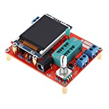 KKmoon Multifunctional LCD GM328 Transistor Tester Diode Capacitance ESR Voltage Frequency Meter PWM Square Wave Signal Generator