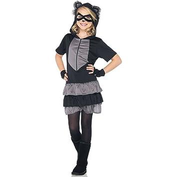 Leg Avenue - Disfraz de ladrón para niña, Talla S (C4817301197 ...