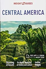 Insight Guides Central America is a brand new title covering the seven countries that make up this fascinating and culturally rich isthmus, from Guatemala to Panama, exploring Belize, Honduras, El Salvador, Nicaragua and Costa Rica alo...