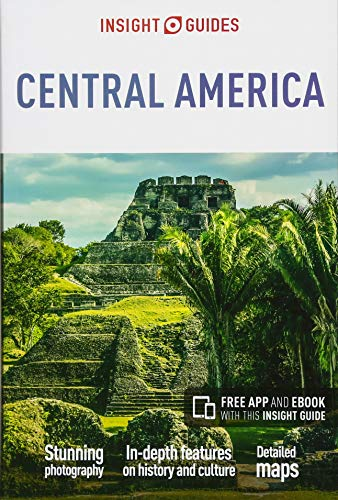 Insight Guides Central America (Travel Guide with Free eBook)...