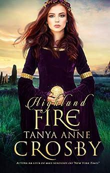 Highland Fire por [Crosby, Tanya Anne]