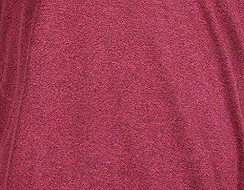 Amazon.com: YKARITIANNA Fashion Solid Color Short Sleeve ...