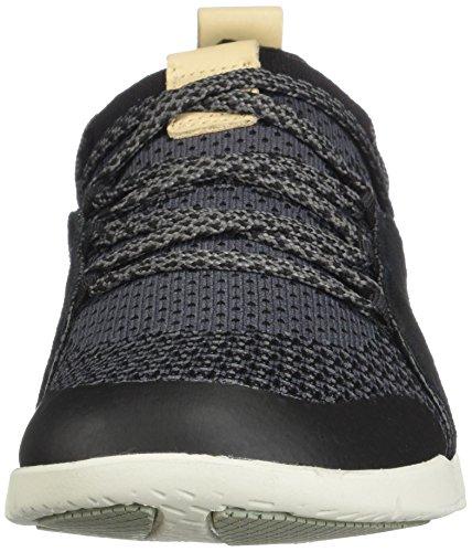 Clarks Womens Tri Amelia Sneaker Black Combi IAGYoyl6Wc