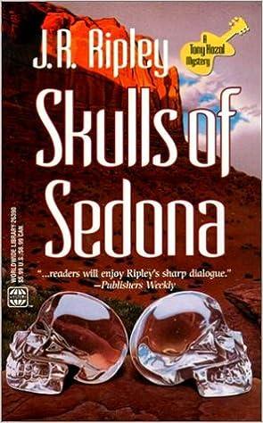 Skulls Of Sedona (Tony Kozol mystery Book 3)