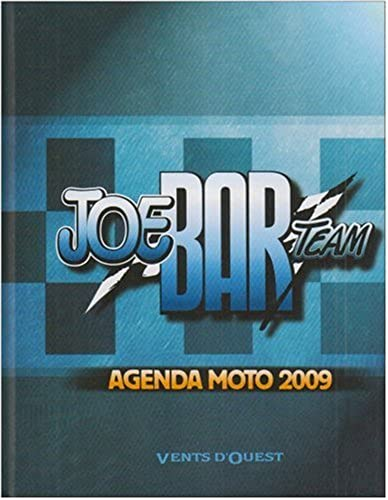 Agenda Joe Bar Team 2009