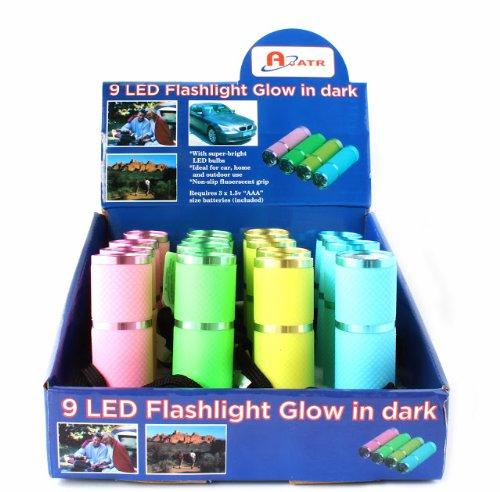 Alltrolite Bright Glow Flashlights Package