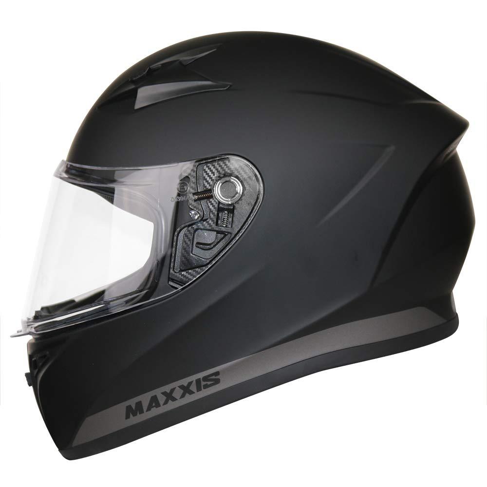 Leopard LEO-813 Casco Moto Integral ECE Homologado para Motocicleta Bicicleta Scooter Cascos de Moto Integrales Mujer y Hombre