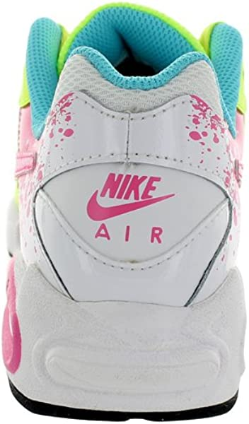 87dff088a814 Nike Women s Air Max Triax  94 Volt Pnk Glow White Gmm Blue. Back.  Double-tap to zoom