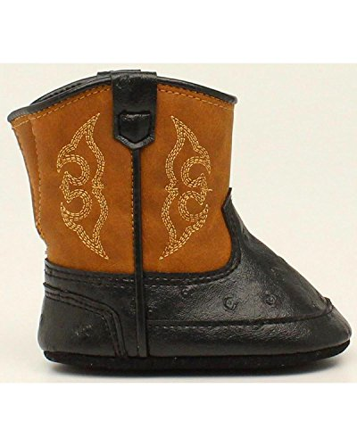 Image of Double Barrel Infant-Boys' Buckers 'S Weston Booties - 4420801