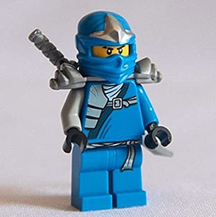 Amazon.com: New Lego Ninjago Blue Jay ZX Minifig Figure ...