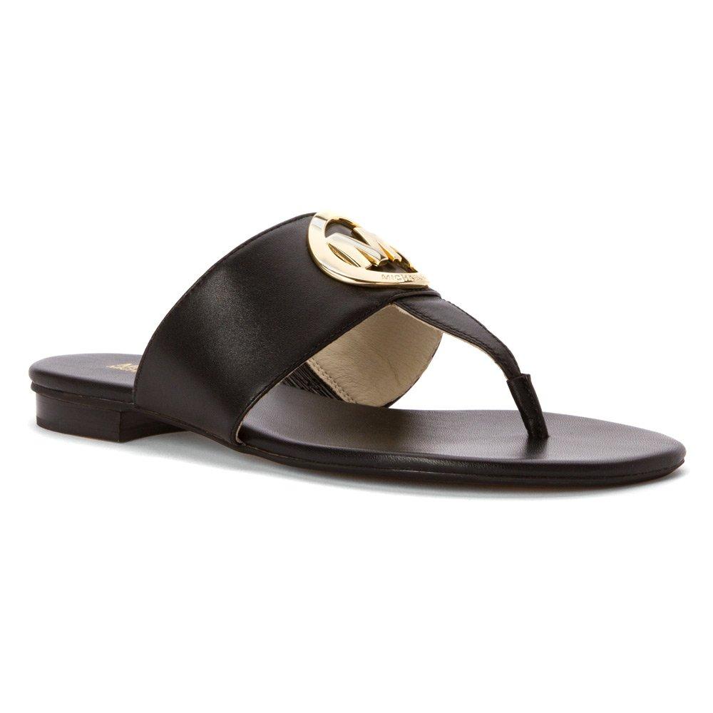 eb6a85d96eb9ce Michael Michael Kors Racquel Thong Sandals  Amazon.co.uk  Shoes   Bags