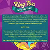 Inflatable Banana Ring Toss Bachelorette Party