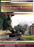 Front cover for the book The Dean Forest Railway (Past & Present Companions) by John Stretton