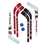 Freeman Industries 8Pc. Mini-Hockey Set (6 Mini-Sticks with 2 Mini-Balls)