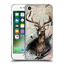 Head Case Designs Hunting Season Polysketch Soft Gel Case for Apple iPhone 5 / 5s / SE