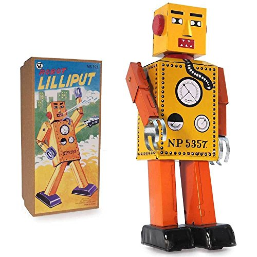 Schylling Large Robot Lilliput (Robot Schylling)