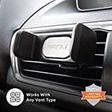 Kenu Airframe Pro | Vent Car Phone Mount | Android Car Mount and iPhone Car Holder, iPhone X, iPhone 8 Plus/8, iPhone 7 Plus/7, 6s Plus/6s, 6 Plus/6 Car Accessories, Samsung Galaxy Phone Stand | Black