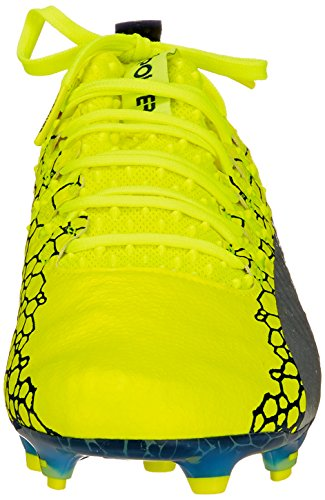 silver De 1 Fg Hombre Yellow Graphic Amarillo Depths Fútbol Para Evopower Vigor Zapatillas safety blue Puma wHq1fCf