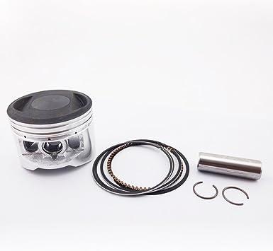 Stoneder Yx140 Yx150 5 Kolben Set 56 Mm Für Yx 140 Cc 150 Cc Motor Pitsterpro Stomp Thumpstar Sdg Gpx Ssr Auto