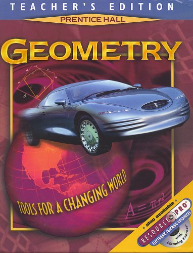 Geometry: Tools for a Changing World, Teacher's Edition PDF