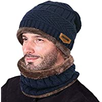 2-Piece Kata Unisex Beanie and Scarf Set