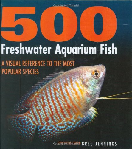 500 freshwater aquarium fish a visual reference to the for Amazon aquarium fish