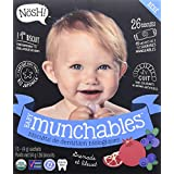 NOSH Baby Munchables Pomegranate & Blueberry, 6 Pack, 907g