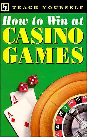 Teach yourself how to win at casino games belinda levez teach yourself how to win at casino games belinda levez 9780844230788 amazon books solutioingenieria Gallery