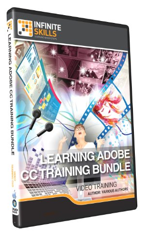 (Adobe CC Training Bundle - Training DVD)