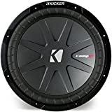 Kicker 40CWR122 CompR 12 Subwoofer Dual 2 Ohm Sub CWR12 (Certified Refurbished)
