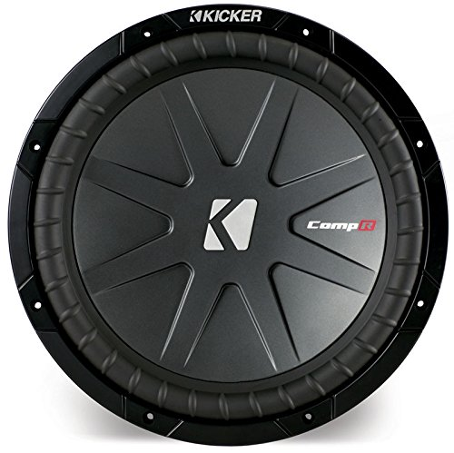 "Kicker 40CWR122 CompR 12"" Subwoofer Dual 2 Ohm Sub CWR12 (Certified Refurbished)"