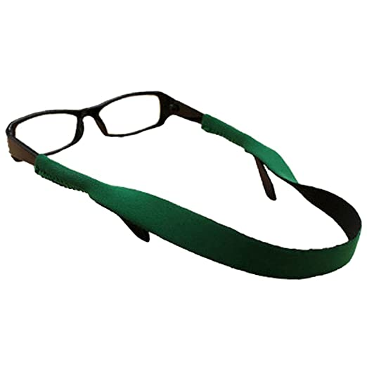 a129fdcfc5 Image Unavailable. Image not available for. Color  Merssavo 2x Glasses  Strap Neck Cord Sports Eyeglasses String Sunglasses Rope Band Holder