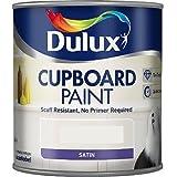 Dulux Retail Cupboard Paint PURE BRILLIANT WHITE 600ml