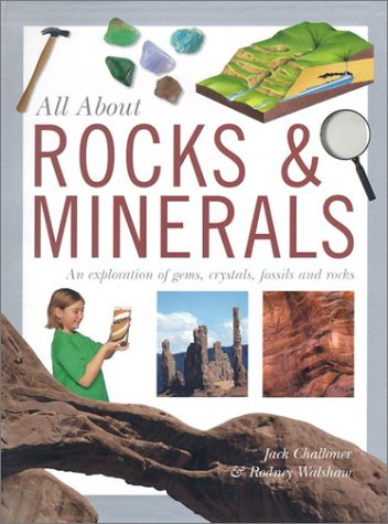 All About Rocks & Minerals (All About... (Southwater))