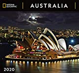 National Geographic Australia 2020 Wall Calendar