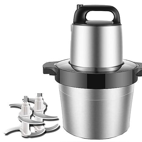 Meat grinder Picadora de Carne eléctrica Multifuncional Picadora de picadora de Alimentos, Salchicha Máquina de