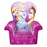 Marshmallow Furniture-High Back Chair-Disney Princess (24-48 months)