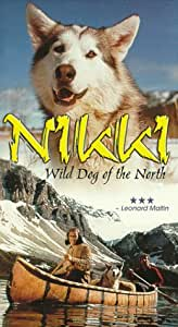 Nikki: Wild Dog of the North [VHS]