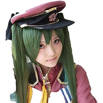 Amazon.com: Vocaloid Hatsune Miku Hatsune Miku Verde Oscuro ...