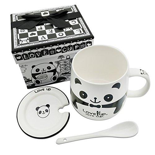 Coffee mug tea cup unique panda design home and restaurant use