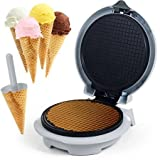 Chef Buddy Waffle Cone Maker with Cone Form by BLOSSOMZ