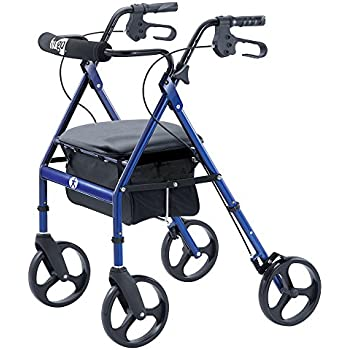 Amazon Com Hugo Mobility Portable Rollator Walker With