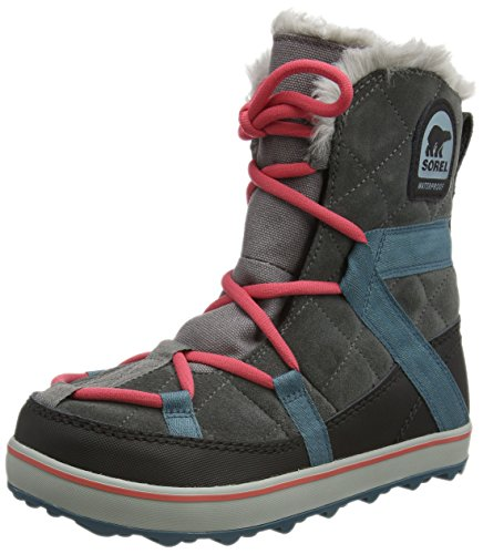 Women's Glacy Snow Boot Grill Explorer Shortie SOREL vHwZ0q