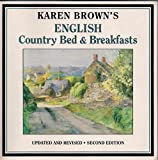 English Country Bed and Breakfast, June Brown, 0930328019