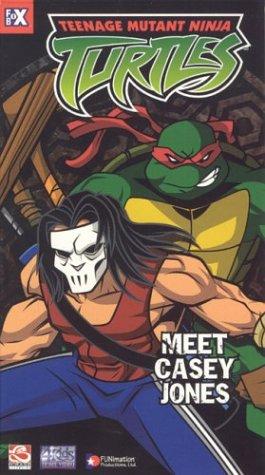 Teenage Mutant Ninja Turtles - Meet Casey Jones [VHS]]()